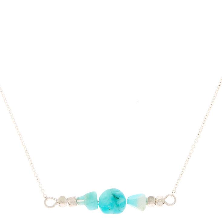 Amazonite Confidence Pendant Necklace,