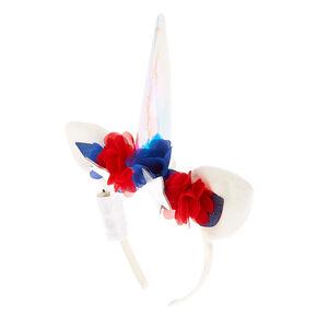 Light Up Americorn Headband,