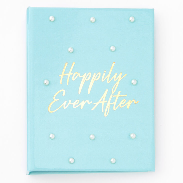 Happily Ever After Instax Photo Album - Blue,