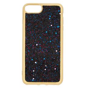 Cosmic Cake Glitter Phone Case - Gold,
