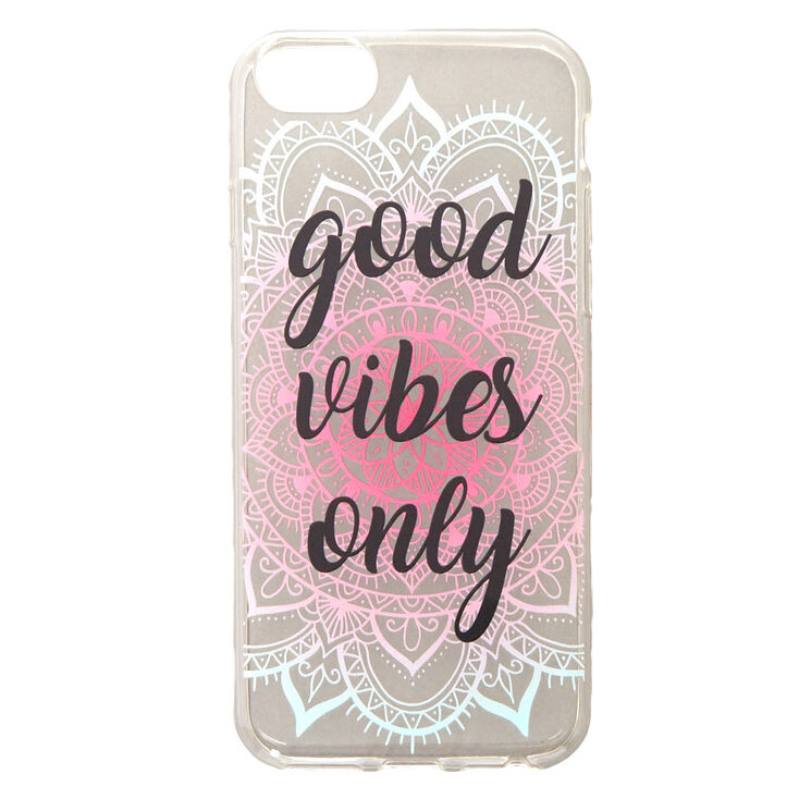 Good Vibe Phone Case - Fits iPhone 6/7/8,