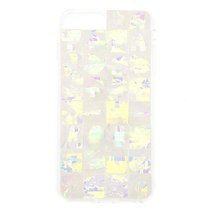Opal Stone Phone Case - Fits iPhone 6/7/8 Plus,
