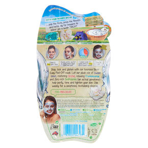 7th Heaven Glitter Peel Off Face Mask - Silver,