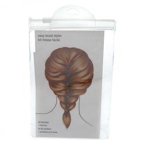 Easy Braid Styler Hair Tool Kit,