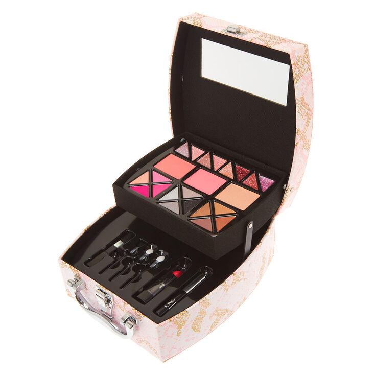Snakeskin Mega Case Beauty Gift Set,