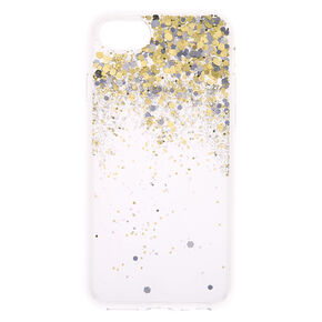 Glitter Cascade Phone Case - Fits iPhone 6/7/8,