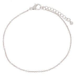Silver Bracelet Chain,