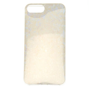 Holographic Prism Phone Case - Silver,