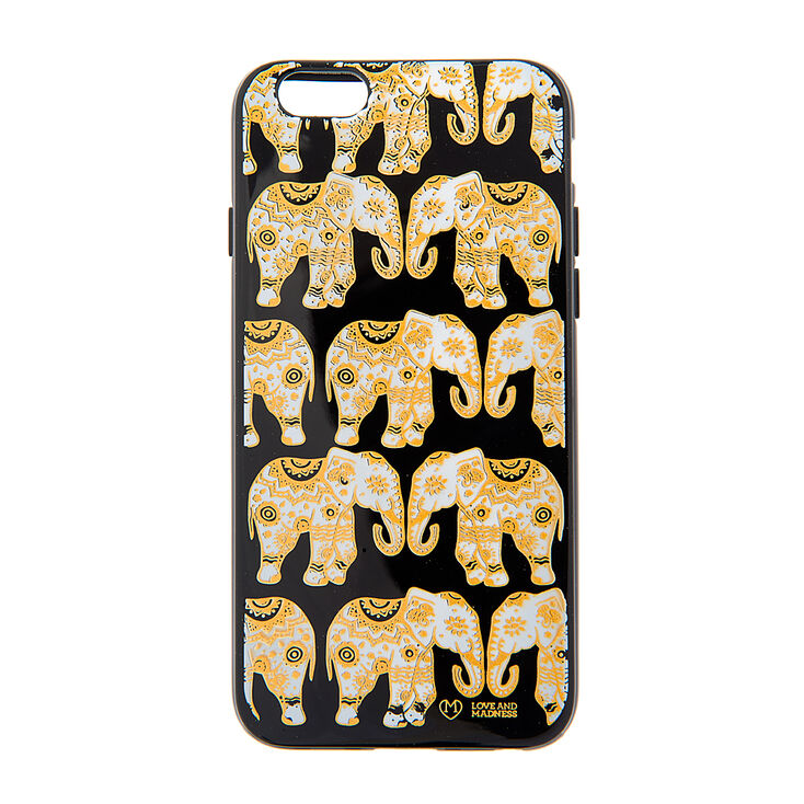 The Love  amp  Madness Ornate Elephants Phone case 42deb9fc2c9c
