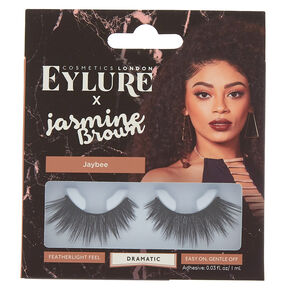 Eylure by Jasmine Brown Dramatic False Eyelashes,