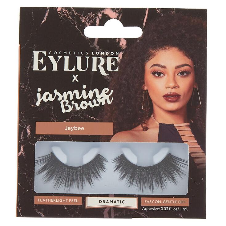 Eylure by Jasmine Brown Dramatic False Eyelashes,