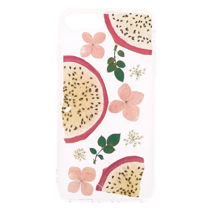 Dragon Fruit Floral Phone Case - Fits iPhone 6/7/8 Plus,