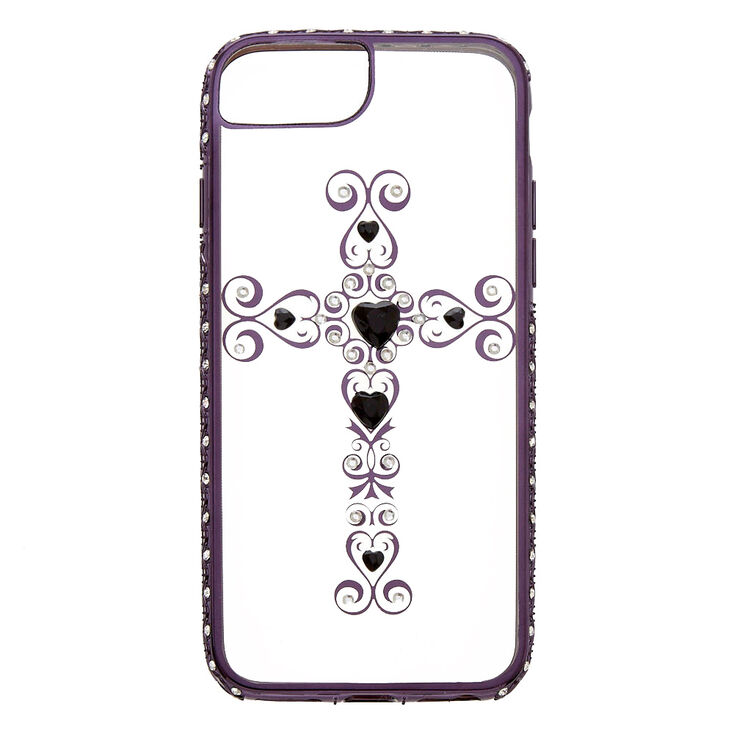 Eternal Heart Cross Phone Case,