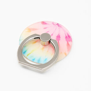 Pastel Tie-Dye Ring Stand,