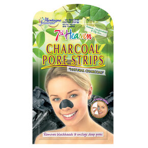 7th Heaven Natural Charcoal Pore Strips,