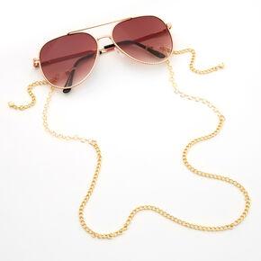 Gold Stars Sunglasses Chain,