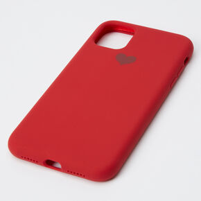 Red Heart Phone Case - Fits iPhone 11,