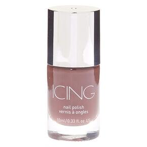 Solid Nail Polish - Mauve Nude,