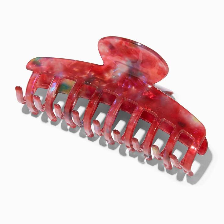 Rose Gold-Tone Imitation Crystal Statement Bracelet,