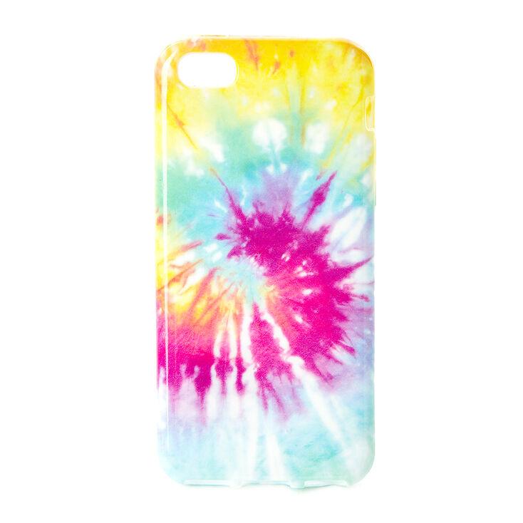 76c76c5665b Rainbow Tie Dye Silicone Phone Case   Icing US