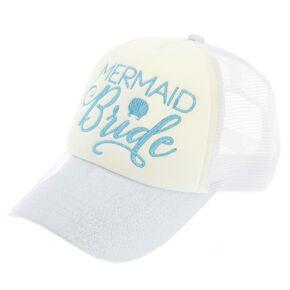 Mermaid Bride Trucker Hat,