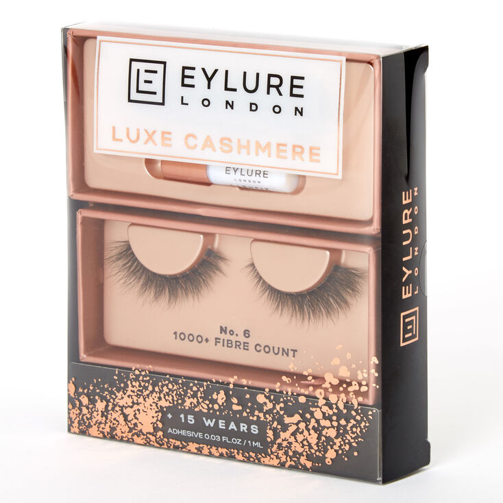 Eylure Luxe Cashmere No. 6 False Lashes,