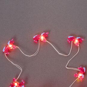 Unicorn String Lights - Pink,