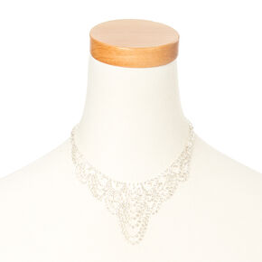 Chandelier Statement Necklace,