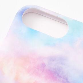 Pastel Tie Dye Protective Phone Case - Fits iPhone 6/7/8 Plus,