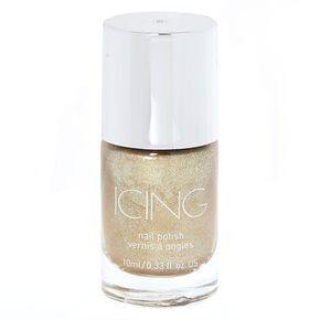 Nail Polish - Khaki Gold,