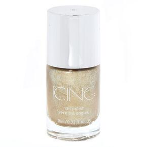 Nail Polish - Khaki Gold,