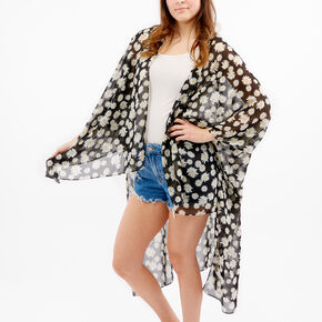 Daisy Kimono - Black,