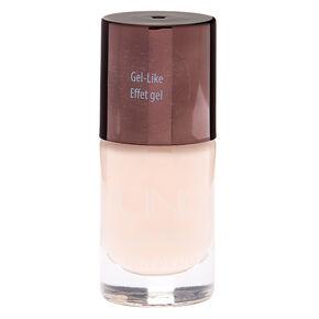 Gel-Like Nail Polish - Light Nude,