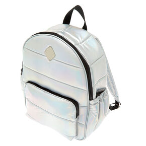 35312d092a Holographic Functional Backpack - Silver