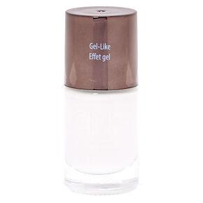 Gel-Like White Nail Polish,