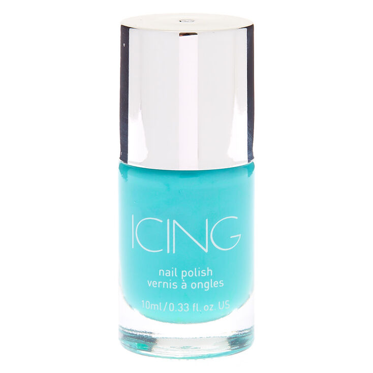 Nail Polish - Tiffany Blue,