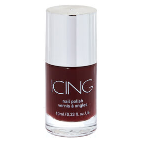 Solid Nail Polish - Wine Not,