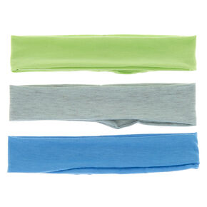 Earth Tone Headwraps - 3 Pack,