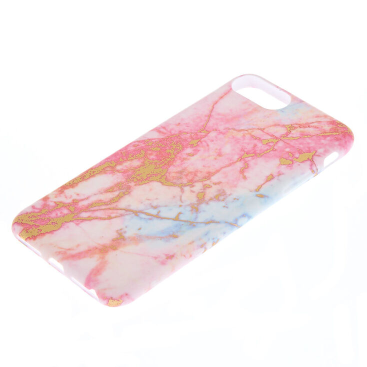 Pastel Marble Phone Case - Fits iPhone 6/7/8/SE,