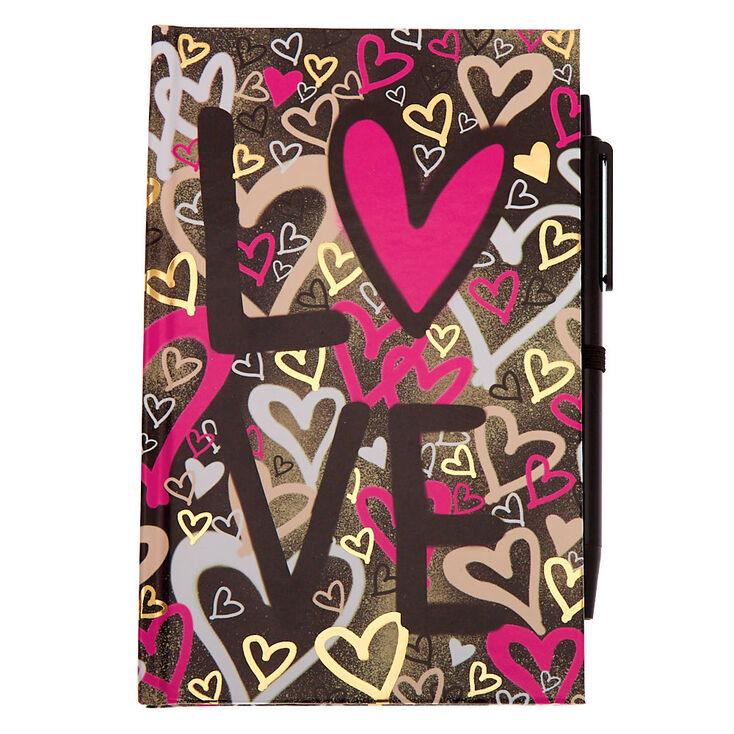 Graffiti Love Mini Journal,