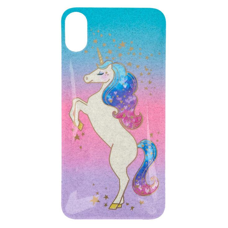 Unicorn Dreams Phone Case - Fits iPhone X/XS,