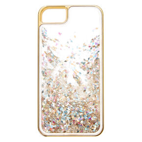 Glitter Liquid Fill Phone Case - Fits iPhone 6/7/8,