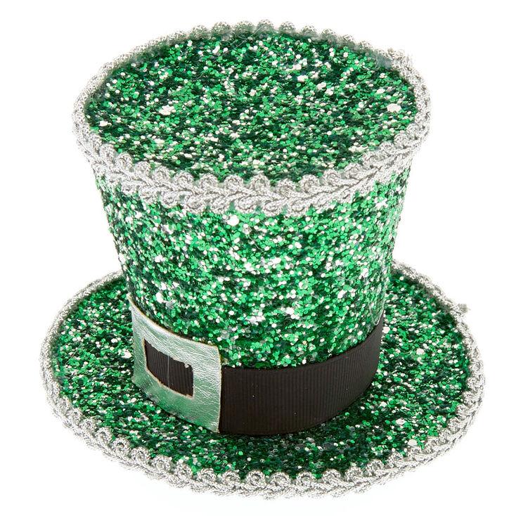 St. Patrick's Day Leprechaun Hat Hair Clip,