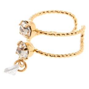 Gold Ear Cuff,