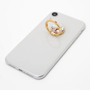 Bling Gemstone Phone Ring Holder,