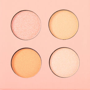 Peach Fizz Mini Eyeshadow Palette,