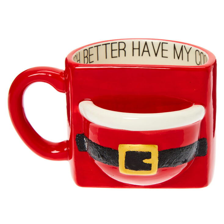 Bitch Better Have My Cookies Mug - Red,