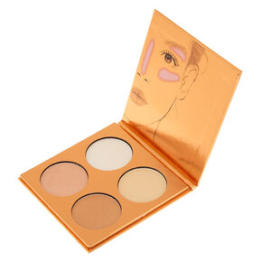 Bronze Highlighting Palette,