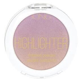 Ombre Shimmer Highlighter - Purple,