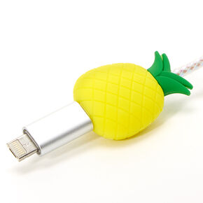 Pineapple Cable Bite - Yellow,